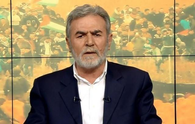 النخالة: المراد من الانتخابات حكومة معترف بها دوليا تعود إلى خيار المفاوضات الميتة منذ زمن