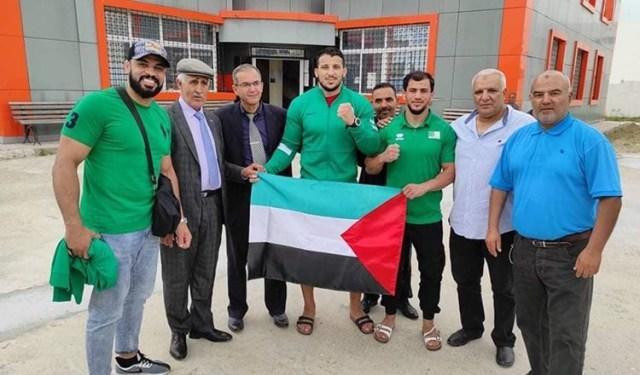 أولمبياد طوكيو: أغلى من كل الميداليات... لكمة جزائرية لكيان الاحتلال
