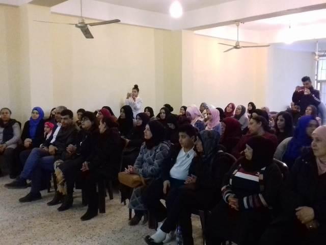 الجبهة الشعبية ولجان المرأة الشعبية في الشمال تحتفل بيوم المرأة العالمي