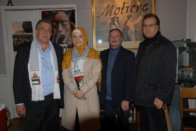 مهرجان السينما الفلسطينية في ذكرى يوم الأرض