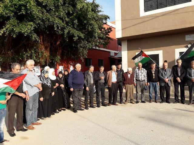 فصائل المقاومة الفلسطينية في التجمعات الفلسطينية في الشريط الساحلي تدعم صمود غزة ومقاومتها