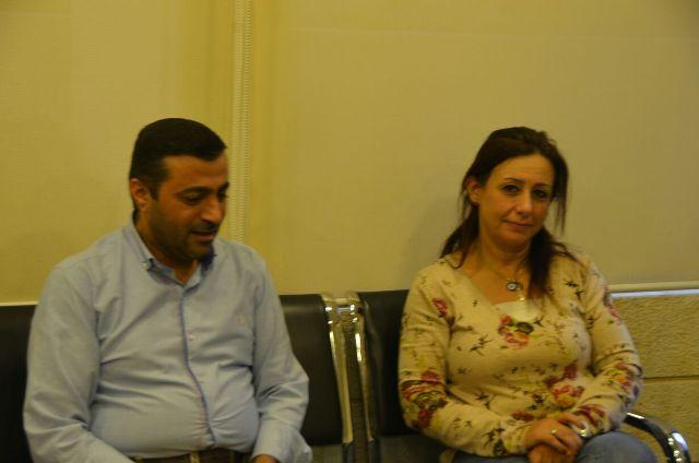 المكتب الإعلامي للجبهة الشعبية يكرم الإعلامي محمد دهشة