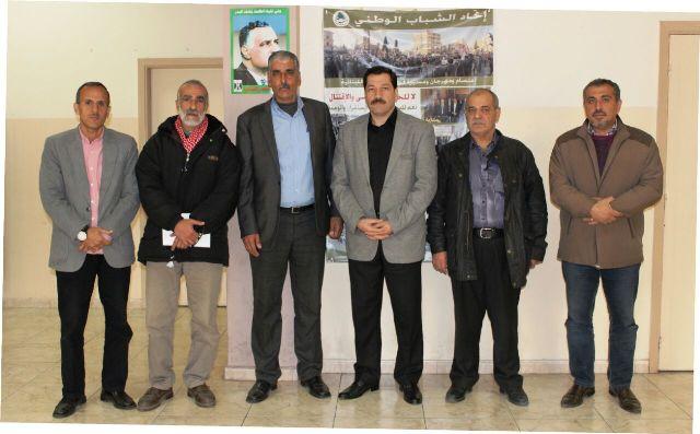 المؤتمر الشعبي في طرابلس استقبل وفداً من الجبهة الشعبية لتحرير فلسطين