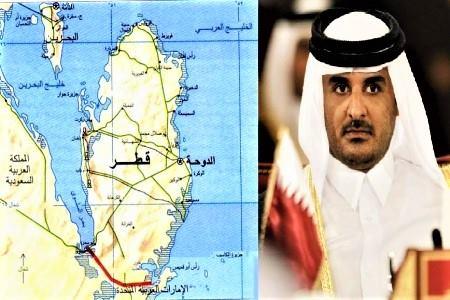 لعنة دمشق: قطر وتوزيع أثمان الهزيمة!  نصار إبراهيم
