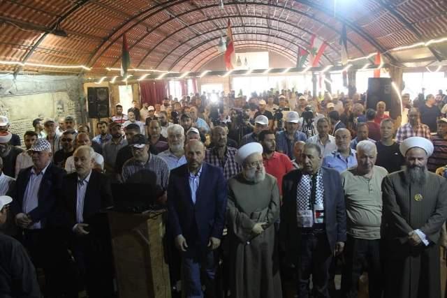 مسيرة جماهيرية في مدينة صيدا بمناسبة يوم القدس العالمي