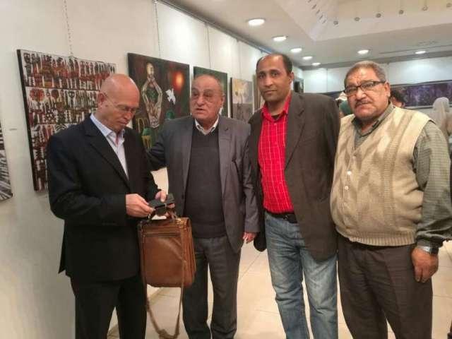 الاتحاد العام للفنانين التشكيليين الفلسطينيين بدمشق يُحيي ذكرى يوم الأرض