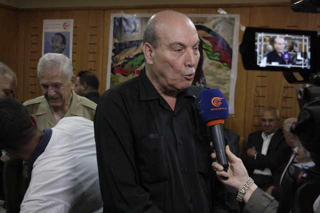 الشعبية في دمشق تقيم مجلس عزاء لروح المناضل بسام الشكعة