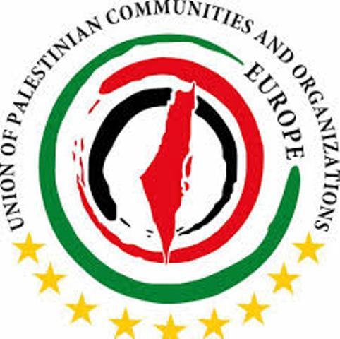 مذكرة صادرة عن اتحاد الجاليات والمؤسسات الفلسطينية بأوروبا