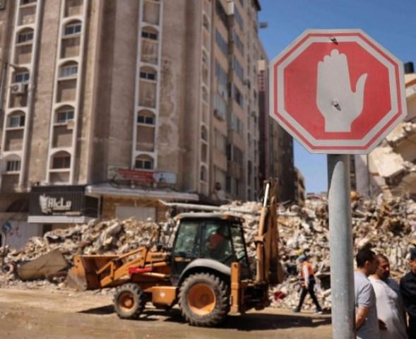 الشعبية: تأجيل إعمار البنية التحتية في مدينة غزة تعظيم لمعاناة شعبنا