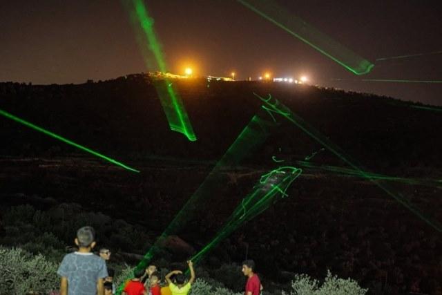 قصف يطال موقعاً للمقاومة جنوب غرب مدينة غزة