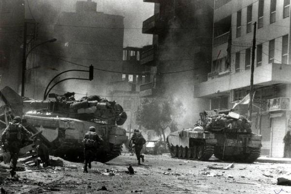 ذاكرة الاجتياح الصهيوني للبنان في العام 1982- انتصار الدّنّان