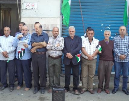 اعتصامان في مخيم عين الحلوة لمرور مائة عام على وعد بلفور
