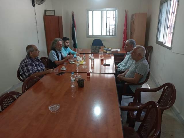 الحزب السوري القومي الاجتماعي يهنئ الجبهة الشعبية لتحرير فلسطين بالانتصار العظيم الذي حققته المقاومة في غزة