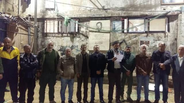 الجبهة الشعيية لتحرير فلسطين في بيروت توقد شعلة انطلاقتها الثانية والخمسين