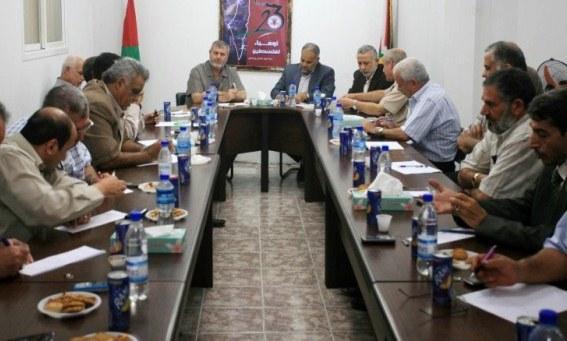 القوى الوطنية والاسلامية بغزة ترفض التقليصات التي أعلنها المفوض العام للأونروا