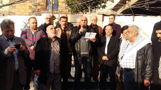 الجبهة الشعبية لتحرير فلسطين تضيء شعلتها الثانية والخمسين في بيروت