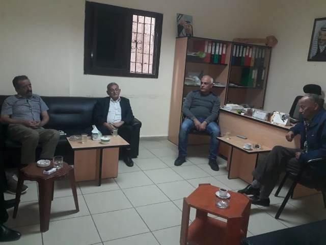 الجبهة الشعبية لتحرير فلسطين تلتقي اللجان الشعبية في لبنان