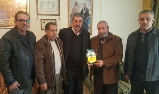 حركة فتح في الشمال تكرم الشيخ المختار احمد سيف