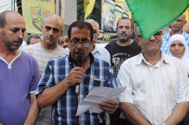 مسيرة جماهيرية احياءً لذكرى الشهيد محمد ابو خضير