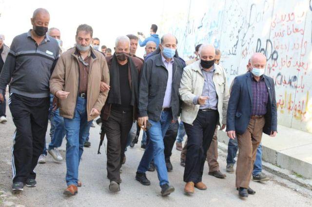 الشعبية في منطقة صيدا تشارك بذكرى إحياء يوم الشهيد الفلسطيني