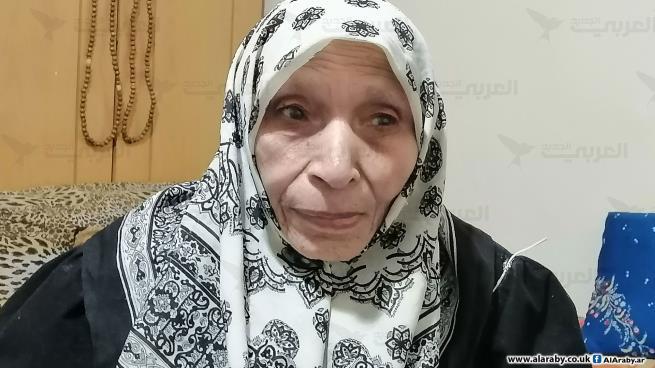 فاطمة علي... فلسطين أغلى ما في حياتي