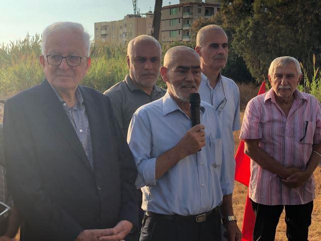 الجبهة الشعبية لتحرير فلسطين تشارك بإحياء ذكرى انطلاقة جبهة المقاومة الوطنية اللبنانية جمول