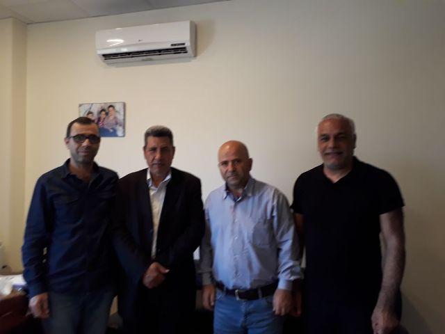 لجنة الأسرى في الجبهة الشعبية تلتقي الهيئة الوطنية للمعتقلين