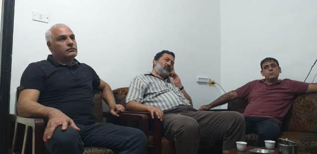 الجبهة الشعبية لتحرير فلسطين تزور القوة الأمنية في شاتيلا