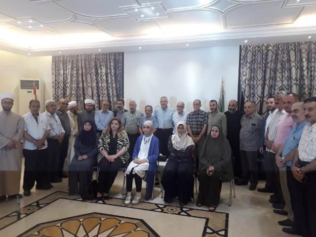 الجبهة الشعبية لتحرير فلسطين تشارك في اللقاء الفلسطيني اللبناني تنديدًا بصفقة القرن وورشة البحرين