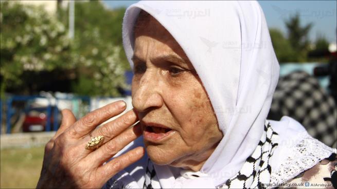 فاطمة عثمان: ليتنا بقينا في فلسطين
