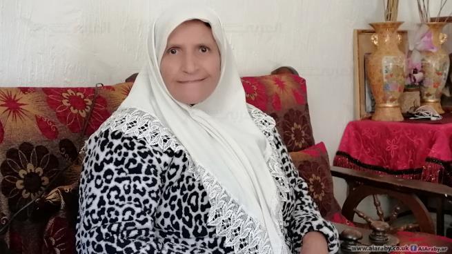 فاطمة البيك: كنت رضيعة يوم خرجنا من فلسطين