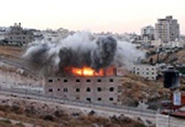 حزب الله: عمليات الهدم في مدينة القدس جريمة حرب