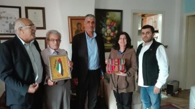 الشعبية في لبنان تقدم التهاني للأخوة المسيحيين بمناسبة عيد الفصح المجيد