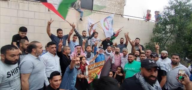 خلدة تتضامن مع فلسطين والقدس  ومقاومتها الباسلة