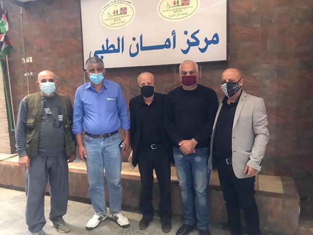 لجنة العمل الاجتماعي للجبهة الشعبية لتحرير فلسطين في لبنان تلتقي أمان