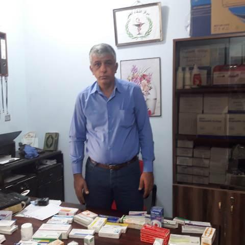 اللجنة الاجتماعية في لبنان تقدم كمية أدوية لمركز الشفاء الطبي في نهر البارد