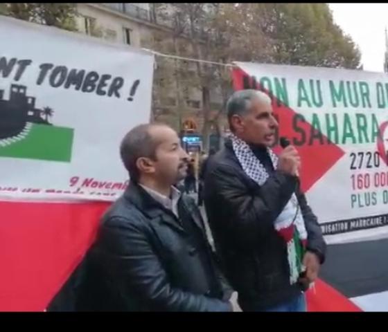 مهرجان تضامني في العاصمة الفرنسية باريس