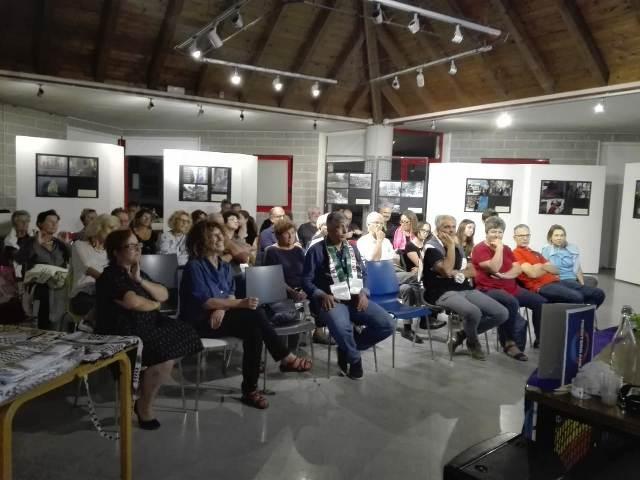 ندوة في قاعة بلدية ستارانتسانو الإيطالية حول أوضاع المخيمات الفلسطينية