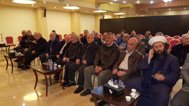 فصائل المقاومة الفلسطينية في الشمال تعزي برحيل المناضل الكبير سمير شركس