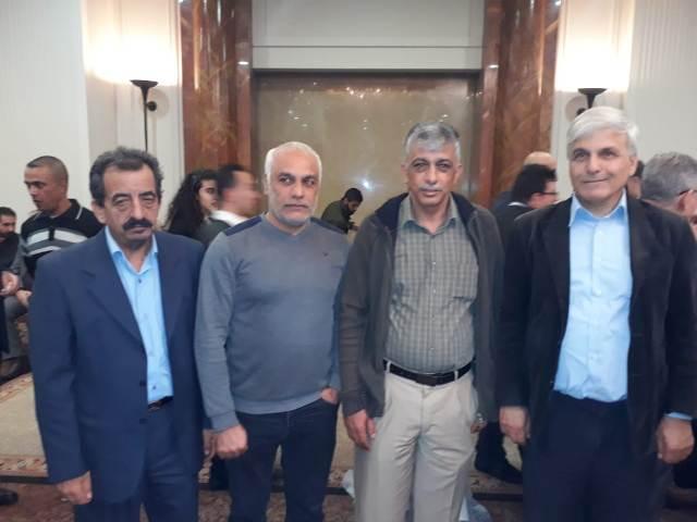 الشعبية تشارك الحزب السوري القومي الاجتماعي في ذكرى تأسيسه