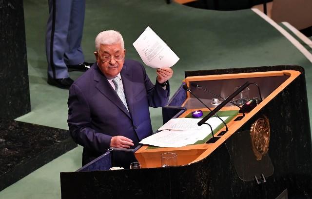 عباس في الأمم المتحدة: يؤكد تمسكه بوهم التسوية والمفاوضات ويتوعد غزة