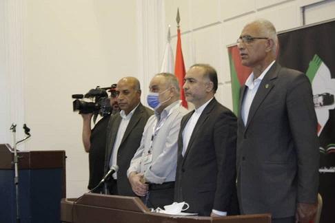 جمعية الصداقة الفلسطينية الإيرانية في دمشق تنظّم ندوة سياسية حول معركة