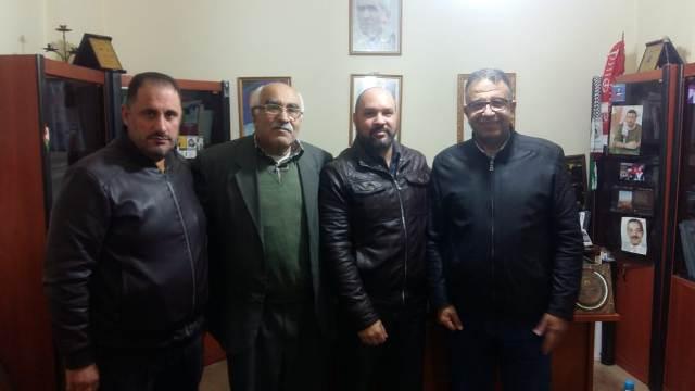 الشعبية في لبنان تستقبل السفير الكوبي