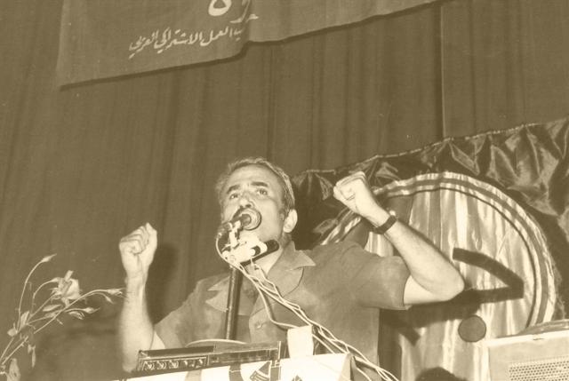 حبش: يوم حلمنا بأن الوحدة العربية ستتحقق في حياتنا