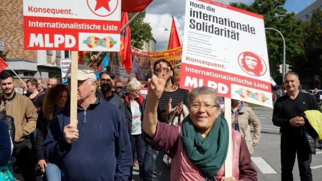 انتصار للمقاومة: محكمة ألمانية تقرر وقف الهجوم العنصري ضد أنصار الجبهة الشعبية