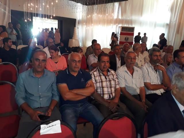 الشعبية في الشمال تشارك في مهرجان ٢٣ يوليو الناصرية