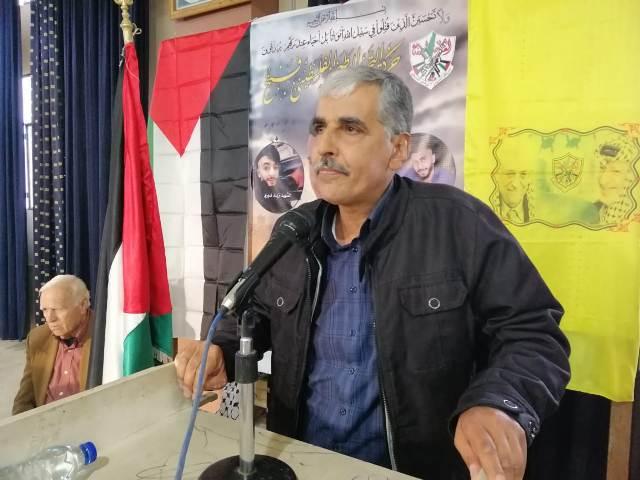 غنومي: الشهيد أبو ليلى أكد لنا أن المقاومة هي خيارنا الوحيد للتحرير