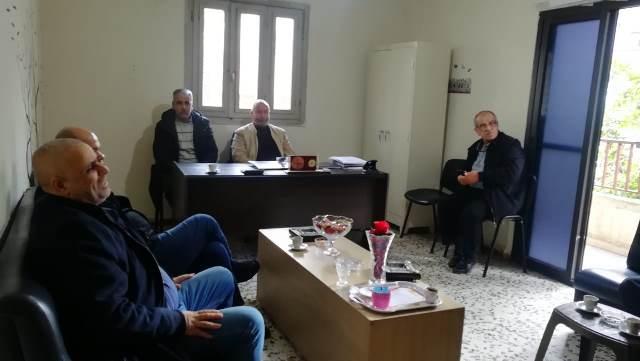 فصائل منظمة التحرير في الشمال تؤكد تأمين مقومات الصمود لأهلنا في المخيمات