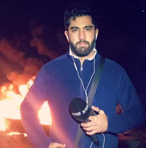 الجبهة الشعبية لتحرير فلسطين تطمئن على الإعلامي الزميل غدي بو موسى