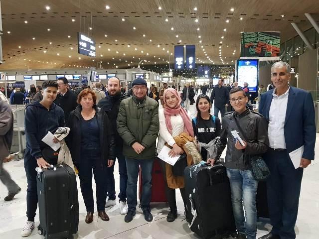 وفد فلسطيني يبدأ زيارة الى فرنسا